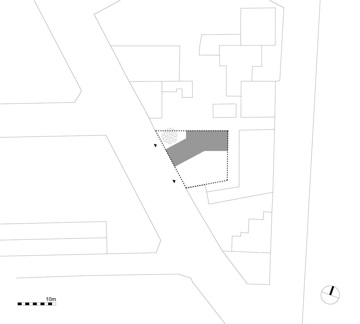 AURAY, Masse projet architecture MKS