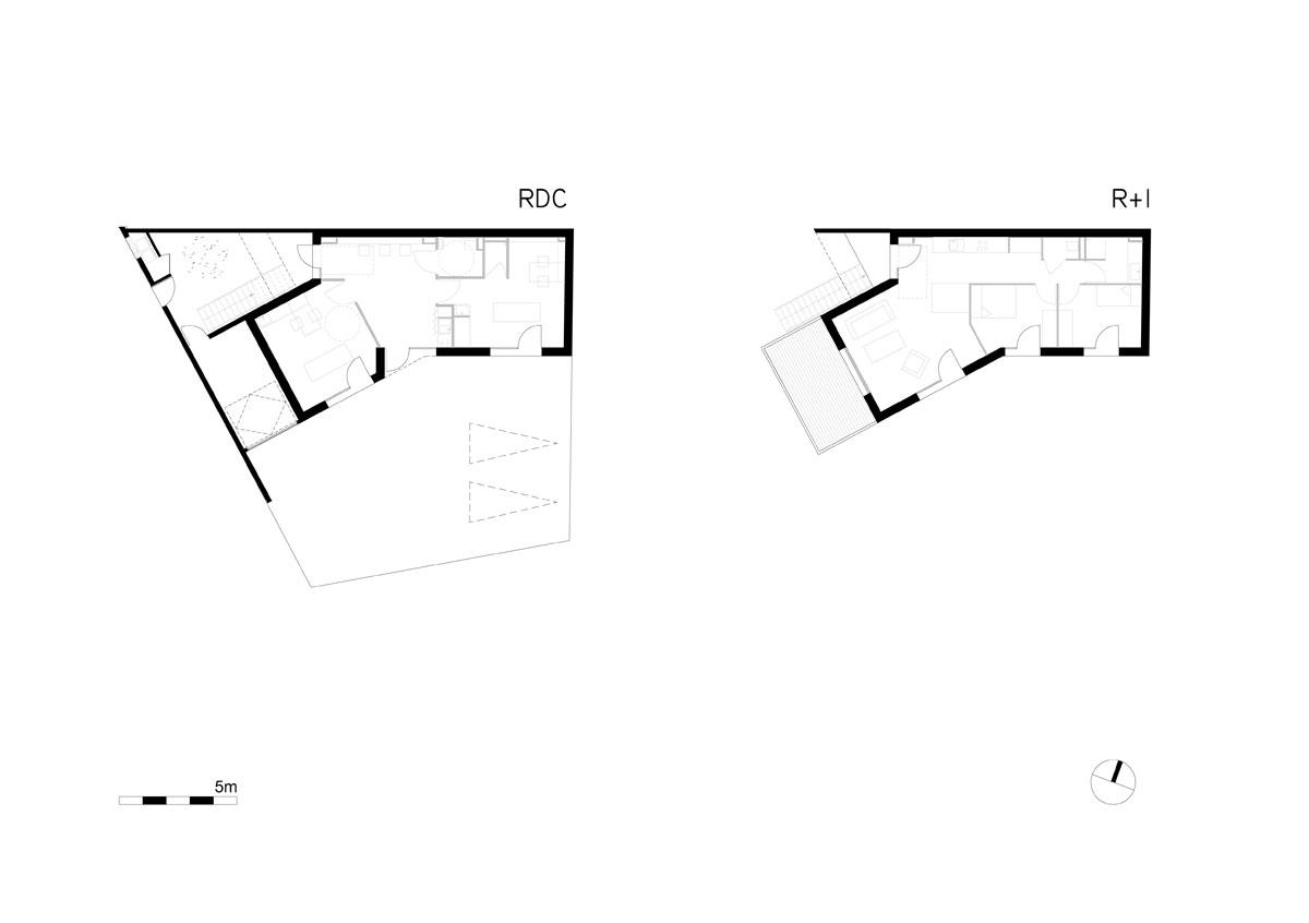 Auray plan projet architecture MKS